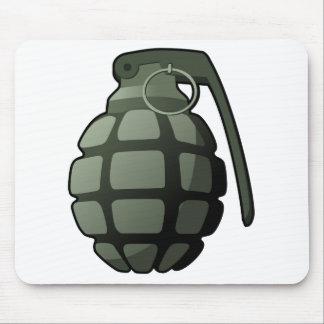 Grenade Mousepads