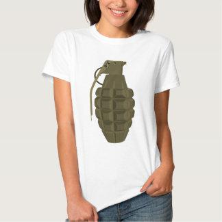 Grenade T Shirt