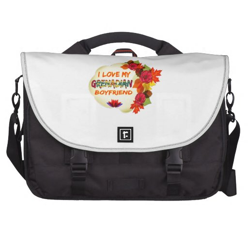 Grenadian Boyfriend Design Bag For Laptop