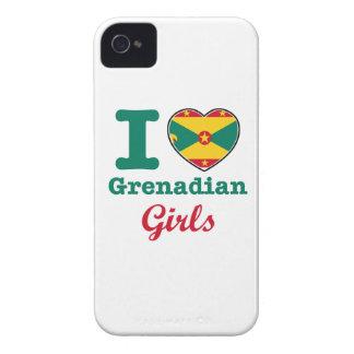 Grenadian design iPhone 4 cover