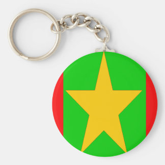 Grenadian Products Keychain