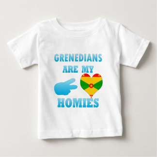 Grenadians are my Homies Infant T-shirt