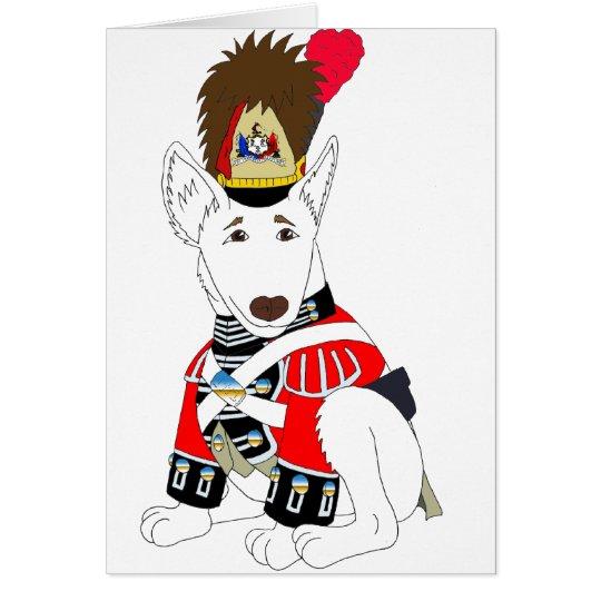 Grenadier Dog 1 Card