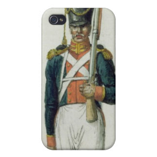 Grenadier of the Guard of Alexander I iPhone 4/4S Cover