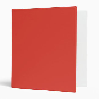 Grenadine 3 Ring Binder