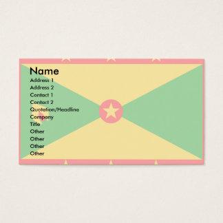 Greneda Flag Business Card