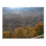 Grenoble cable way post cards