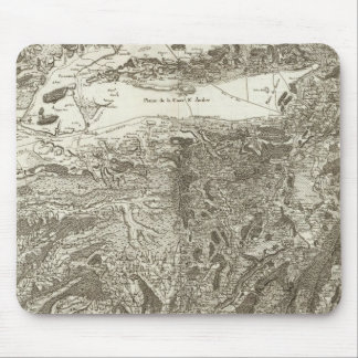 Grenoble Mouse Pad