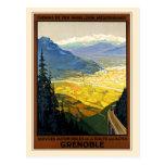 Grenoble Postcard