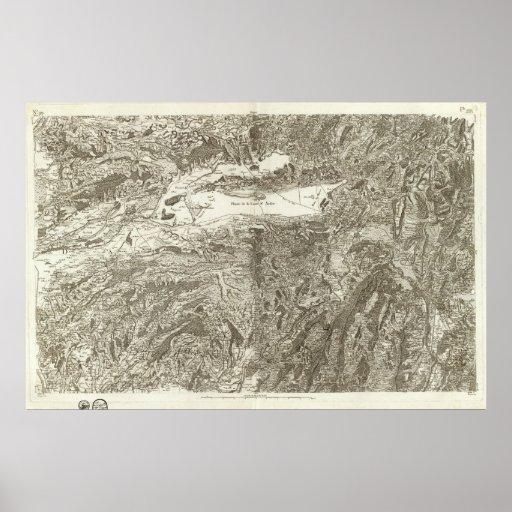 Grenoble Póster