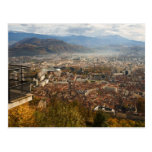 Grenoble view post cards