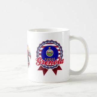 Grenola, KS Classic White Coffee Mug