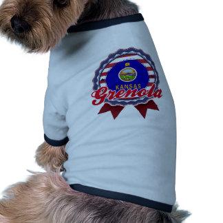 Grenola, KS Dog T Shirt