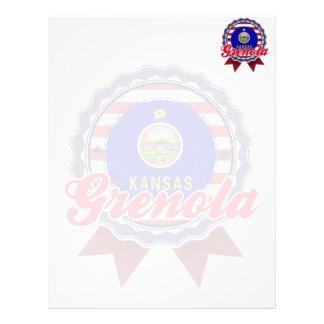 Grenola, KS Letterhead Template