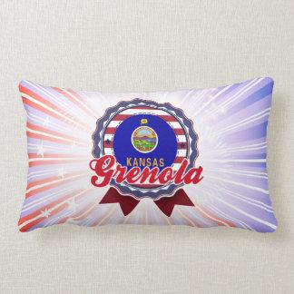 Grenola, KS Throw Pillows