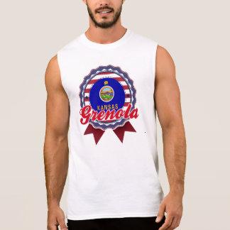 Grenola, KS Camiseta Sin Mangas