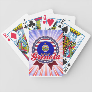 Grenola, KS Poker Cards