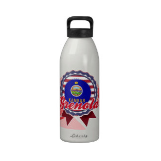 Grenola, KS Water Bottles