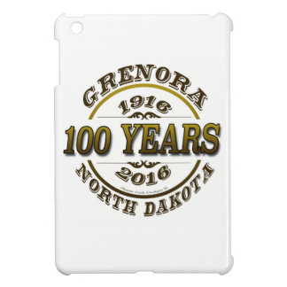 Grenora Centennial Memorabilia Case For The iPad Mini