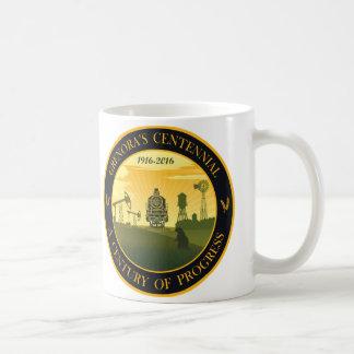 Grenora Centennial official logo Mug