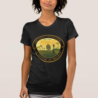 Grenora Centennial Official Logo T-Shirt