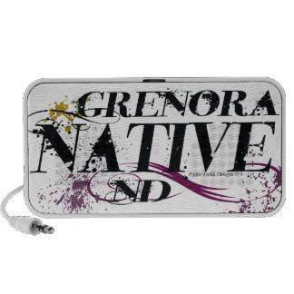 Grenora native drinkware .jpg laptop speaker