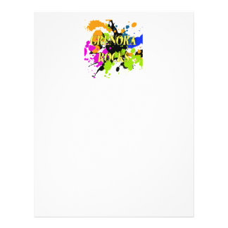 Grenora Rocks Items Letterhead