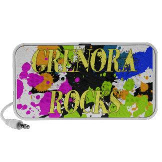 Grenora Rocks Items Speakers