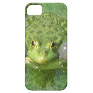 grenouille frog peace joy iPhone 5 covers