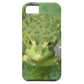 grenouille frog peace joy iPhone 5 cover