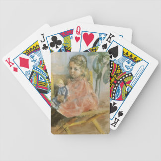 Greta and Dora Nora Bicycle Playing Cards