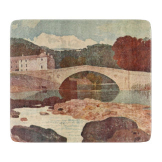 Greta Bridge, Pennine Hills, England Cutting Board