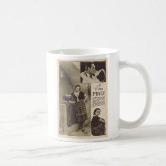 Greta Garbo 1926 Coffee Mug