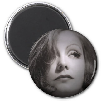 Greta Garbo Refrigerator Magnet