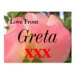 Greta Postcards