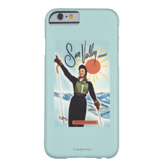 Gretchen Fraser Advertisement Poster Barely There iPhone 6 Case
