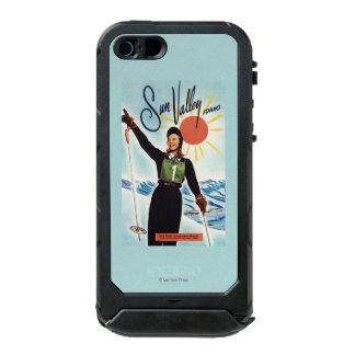 Gretchen Fraser Advertisement Poster Waterproof iPhone SE/5/5s Case