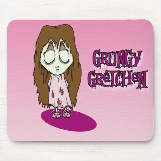 Gretchen sucio tapete de ratones