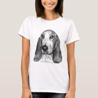 Gretel, Basset Hound T-Shirt