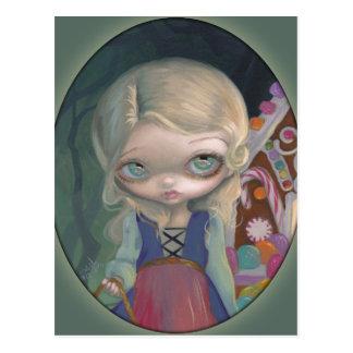"""Gretel"" Postcard"