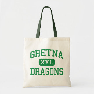 Gretna - Dragons - High School - Gretna Nebraska Bags