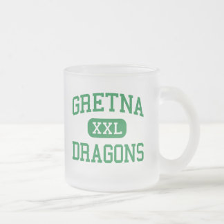 Gretna - Dragons - High School - Gretna Nebraska Mugs