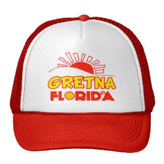 Gretna, la Florida Gorros Bordados