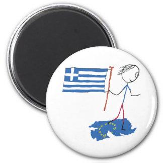 Grexit Magnet