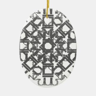 Grey 101STAR Ornaments