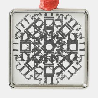 Grey 101STAR Christmas Tree Ornaments
