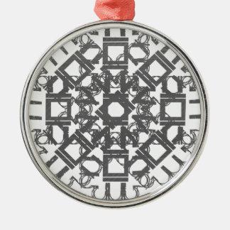 Grey 101STAR Ornament