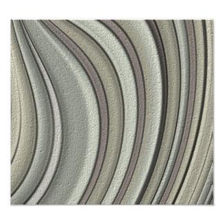 Grey abstract pattern photo print