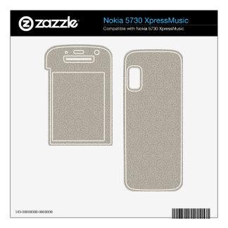 Grey Abstract Pattern Nokia 5730 Skin