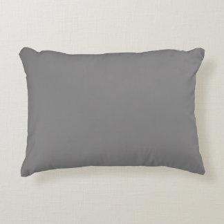 """Grey"" Accent Pillow"